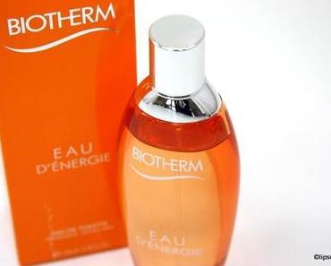 Eau d'Energie Körperspray von Biotherm
