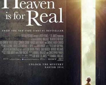 Trailerpark: Ein kleiner Junge entdeckt den Himmel - Trailer zu HEAVEN IS FOR REAL