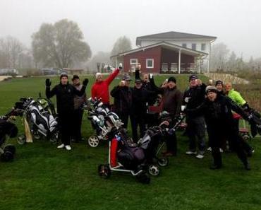 2. Geburtstagsturnier oder wie startet man ein Golfturnier?