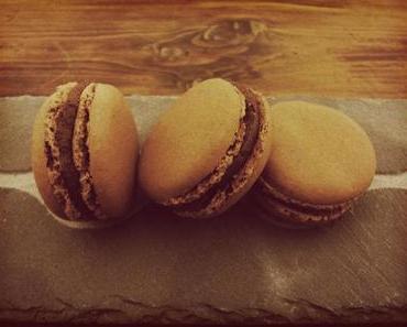 Sweet Sunday: himmlische Schokoladen-Macarons