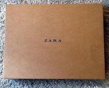 [Fashion] softes Karotuch von Zara