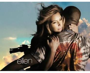 Bound 2: Kim Kardashian oben ohne in Kanye West's neuem Musikvideo