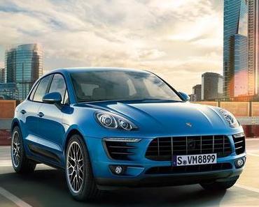 Weltpremiere des Porsche Macan