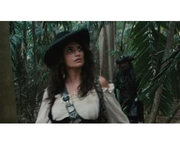 Der offizielle Trailer zu Fluch der Karibik 4!