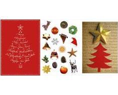 weihnachtskarten und anhaenger. Black Bedroom Furniture Sets. Home Design Ideas