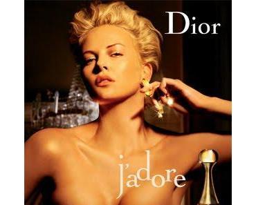 HINGEGUCKT: J'adore Dior Werbung