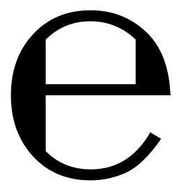 """Was bedeutet das """"e"""" auf dem Etikett neben der Mengenangabe?"""