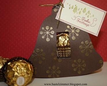 6.Dezember: Rocher Verpackung