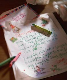Briefe an das Christkind (Teil 1)