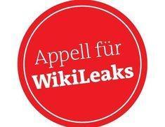Appell für WikiLeaks