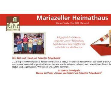 Schifferl basteln für's Schifferl setzen – Heimathaus Mariazell