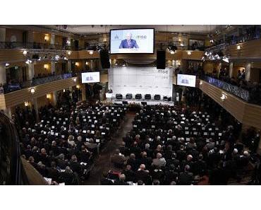 München: Eine Lehrstunde in Geopolitik