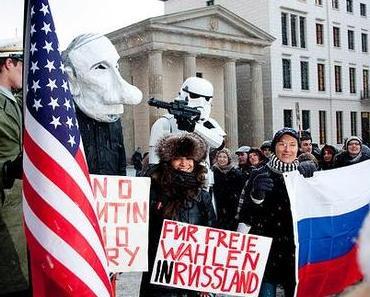 Rußland als Hauptfeind