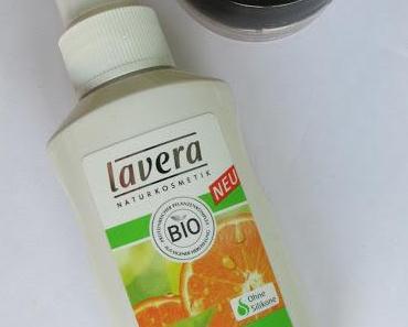 lavera Natural Mousse Make-Up & Sofort Pflege Sprühkur