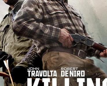 Review: KILLING SEASON – John Travolta vs. Robert De Niro