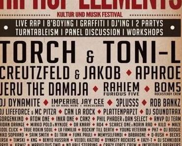 HipHop Elements Festival Köln [Eventtipp]