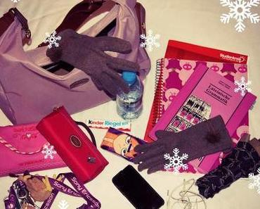 5 Tage 5 Taschen: Tag 4 - Longchamp Le Pliage Umhängetasche