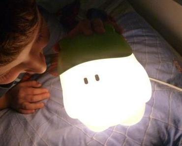 Knautschige Nachtlichter für leuchtende Kinderzimmer