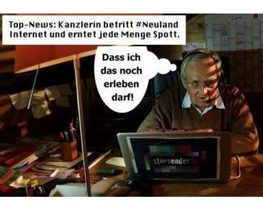 """""""Er ist gegangen, er kommt immer wieder!"""" Dieter-Hildebrandt-Radiospitzen"""