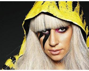 Lady Gaga die neue Stil-Ikone von Versace