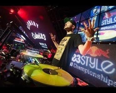 ESKEI83 – Red Bull Thre3Style World Finals 2013 live [Video]