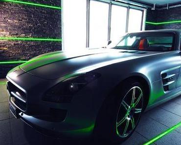 Licht für Garage und Carport – so parken Sie sicher ein