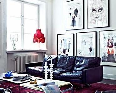 Eine Wohnung voller Ideen