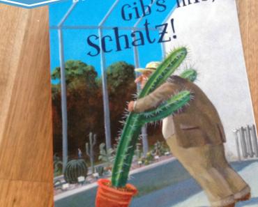 [Rezension] Gib's mir, Schatz! -  (K)ein Fessel-Roman von Ellen Berg