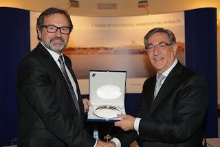 TUI Cruises erhält Auszeichnung von maltesischem Tourismusministerium – Kreuzfahrtunternehmen setzt auch weiterhin auf Malta
