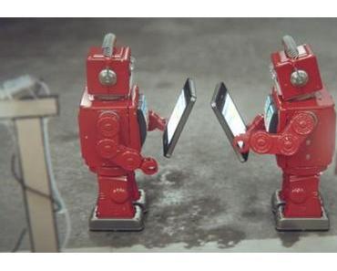 iDots – Kurzfilm über Roboter und deren Handy