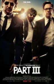 Filmkritik: Hangover 3 (US 2013)