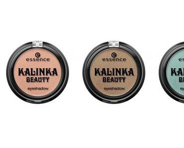 01.12.13 - [Preview] essence trend edition ´kalinka beauty´