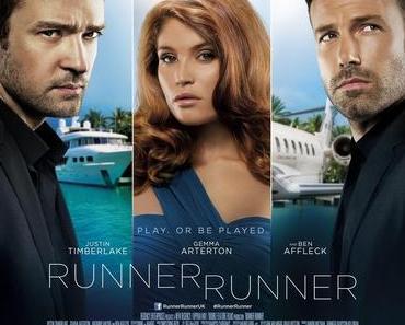 Review: RUNNER RUNNER - Kein wirklich gutes Blatt