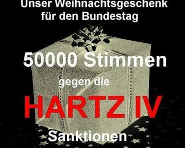 Hartz-IV News: Petition zur Abschaffung der Sanktionen mitzeichnen und mehr