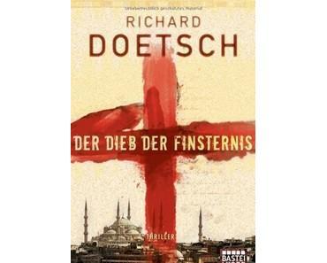 Der Dieb der Finsternis - Richard Doetsch
