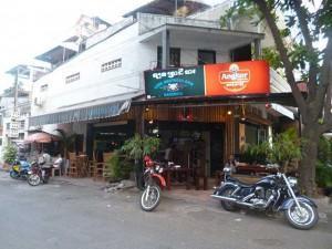 Krieg zwischen Motorradclubs in Sihanoukville?