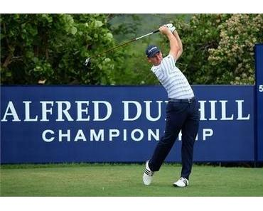 Alfred Dunhill Championship – Finale