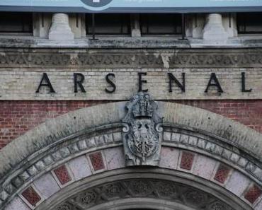 {Rundherum} Weihnachten im Arsenal