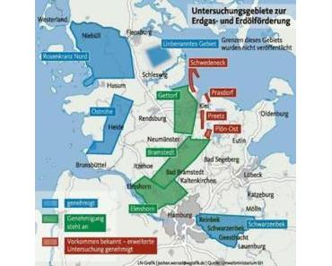 Erdölförderung und Fracking: Sorgen ums Grundwasser in der Region Kiel