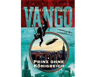 Book in the post box: Vango - Prinz ohne Königreich