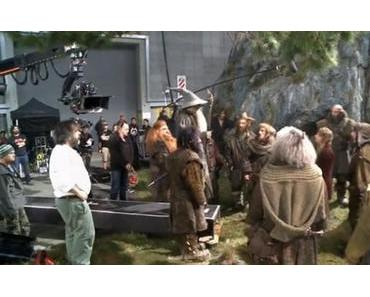 Hinter den Kulissen: Der Hobbit Smaugs Einöde