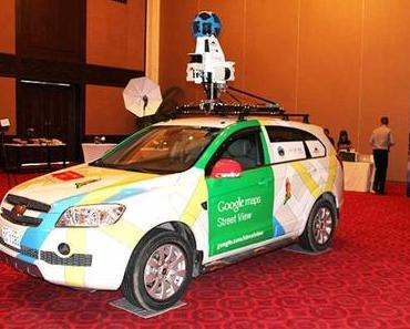 Google Street View in Kambodscha unterwegs