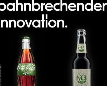 Werbeduell – Fritz-Kola gegen Coca Cola