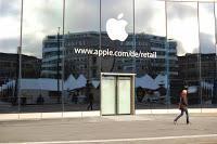 Apple öffnet seine Pforten in Düsseldorf