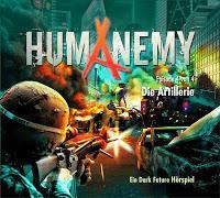 Rezension: Humanemy 4 - Die Artillerie (Lindenblatt Records)