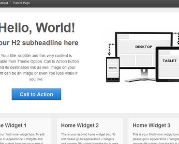 Was sind responsive WordPress Themes?