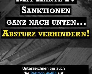 Hartz-IV News:  Neuer Rekord: 350 Prozent Sanktion! Und mehr