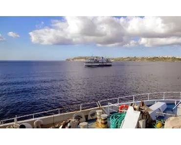 Malta: nach Gozo ist ja nicht weit