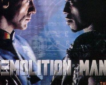 Review: DEMOLITION MAN – Die drei verdammten Muscheln in der Zukunft
