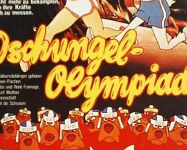 Review: DIE DSCHUNGELOLYMPIADE – Ein Kinderfilm für sportbegeisterte jeden Alters